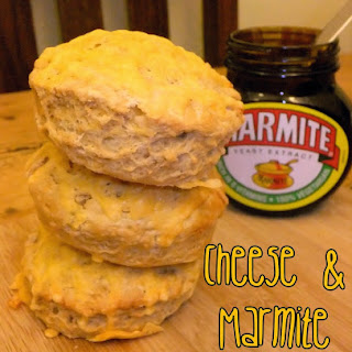 Cheese And Marmite Bread Recipes