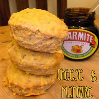 Cheese And Marmite Bread Recipes