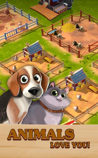 Happy Town Farm: Farming Game apkmr screenshots 17