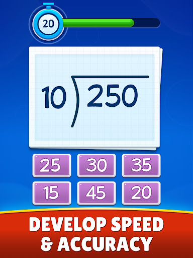 Math Games - Addition, Subtraction, Multiplication 0.0.5 screenshots 22