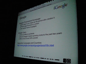 Photo: iGoogle