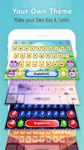 Picture keyboard - Keyboard App, Keyboard Theme 1.2 4