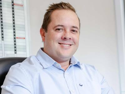Heinrich de Leeuw, Managing Director of Seidor South Africa