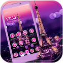 Dream Paris Eiffel tower Theme icon