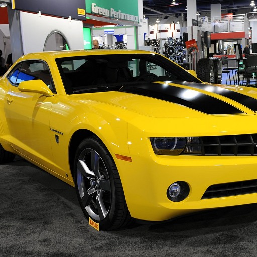 Download Wallpapers Chevrolet Camaro Tuning For PC