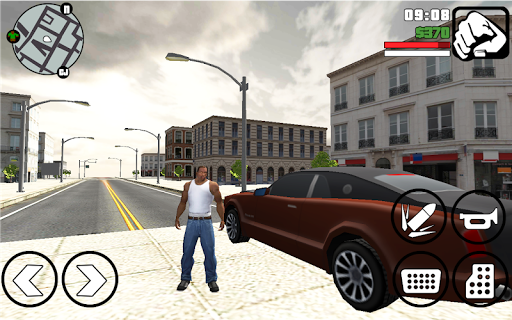San Andreas City : Auto Theft Car gangster 1.4 screenshots 4
