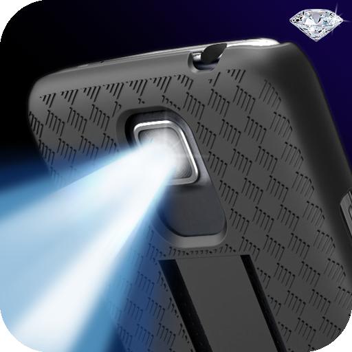 Deluxe LED Flashlight + Icon