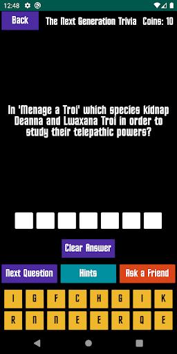 Quiz About Star Trek 1.0 screenshots 3