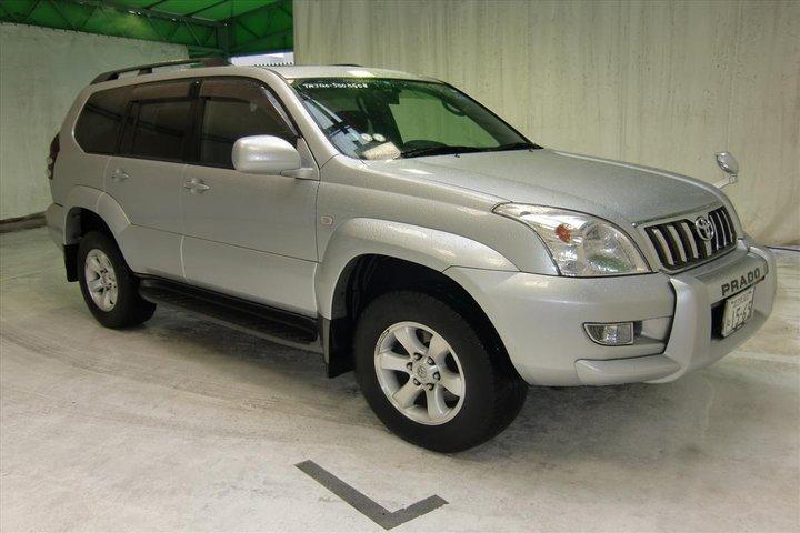 Photo: 2005 Toyota Landcruiser IBC Japan Used Car Address: 64 Miyanomae-cho, Nakajima, Fushimi-ku, Kyoto, Japan Phone: +81 75 622 5091 (English) +81 75 622 5090 (Japanese) Fax: +81 75 622 2400 Email: csc@ibcjapan.co.jp Website: http://www.ibcjapan.co.jp