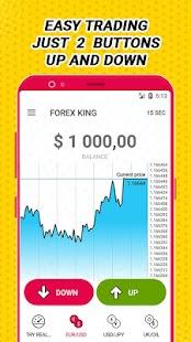 Trading King - Forex & Stocks Markets - náhled