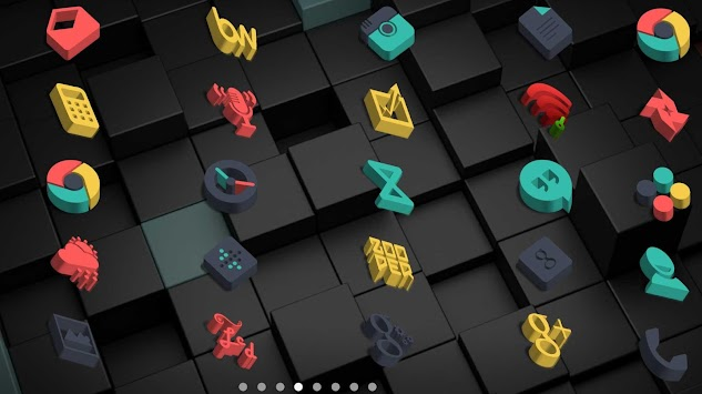 download real 3d icon pack apk latest version app for android devices