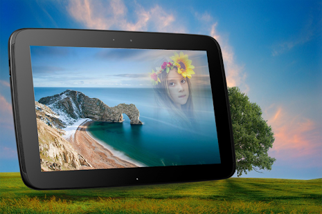 Natural Photo Frame - Apps on Google Play