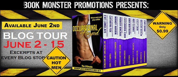 OCCUPATIONAL HAZARD Box Set Tour & Giveaway