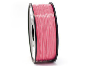 Pink ABS Filament - 1.75mm