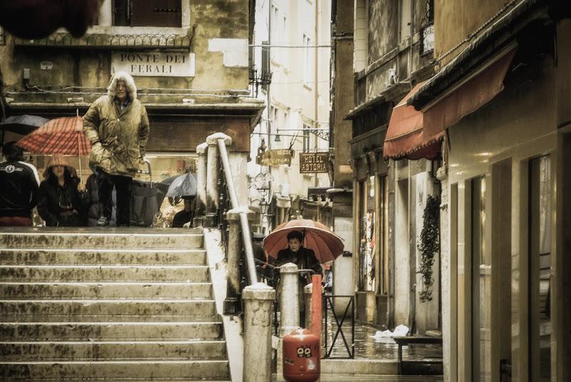 Rainy Venice di photofabi77