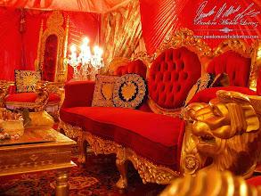 Photo: http://www.pandoramichelelorenz.com/  Fon: +49 (0)34673-78 40 57. Mobil: +49 (0)163-399 99 98.   Majestically Marvelous! Einzigartige Luxus & Antik Event Themenwelten, Dekorationskonzepte, Palast Möbel, Maharaja Zelte, ...! Verleih, Vermietung, Mieten!   Exklusive orientalische-, indische-, asiatische-, ... antike Luxus Dekorationselemente, kostbare Palast Möbel & edle Wüstenzelte, Wasserpfeifen, Shishas, ...! Mieten oder Kaufen für Ihre Events & Veranstaltungen, private Wohnambiente, Immobilien, ...!  Pandora Michèle Lorenz . Interior Design & Decorations . Art . Lifestyle!  Eleganz und purer Luxus auf höchstem Niveau und für besonders hohe Ansprüche! Exklusive, erlesene Kostbarkeiten! Prachtvolle Einzelstücke, Unikate und Raritäten! Eine wahrlich königliche Entdeckungsreise und ein einzigartiges Entspannungs- & Verwöhnerlebnis für die Sinne! Tief verborgener, faszinierender Zauber der geheimnisvollen Kulturen, Traditionen und der warmherzigen Gastfreundschaft, des fernen Orients, Indiens, Asiens, ...! Kunsthandfertigkeiten wie aus den Zeiten der Sultane, Maharadjas, Shah`s und Kaiser, des mystisch, verträumt und verspielten Orients, Indiens und Asiens, in ihrer ganzen königlichen Pracht und lebensbejahendem Farbenvielfalt, inspiriert durch die außergewöhnlich schöne und artenreiche Natur in diesen Ländern!  Feinste, unglaublich aufwendige Handarbeit bis ins kleinste Detail, mit unter anderem Perlmutt-, Spiegel-, Glas & Mosaikintarsien, Ornamenten mit diversen Verzierungen, ..., welches ihres gleichen sucht! Original antike Dekorationselemente, kostbare 24 Karat vergoldete Palast Möbel, edle Beduinen und Maharaja Deko-Wüstenzelte, orientalische 1001 Nacht Lounge Bereiche, riesige drehbare ägyptische Wasserpfeifen - Shishas mit einer Höhe von 110 cm und leckerem Geschmackstabak, traditionelle Teezeremonie mit antikem, handgemeisseltem echt 24 Karat Gold & Silber Teegeschirr, wunderschöne, seltene Samoware, köstliche Gebäckspezialitäten und frische süße, fleis
