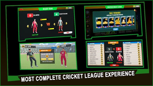 Pakistan Cricket League 2020: Play live Cricket 1.5.2 screenshots 13