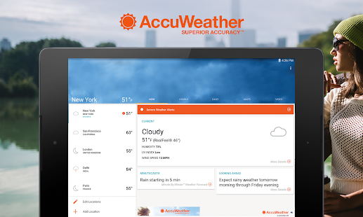AccuWeather Screenshot 9