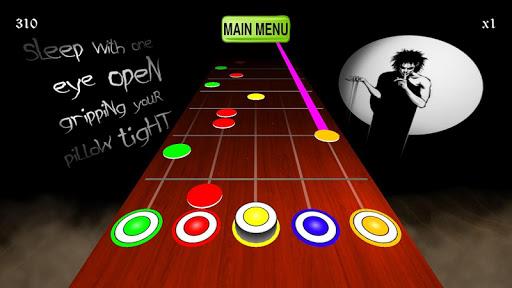 Guitarist : guitar hero battle - Guitar chords apkpoly screenshots 5