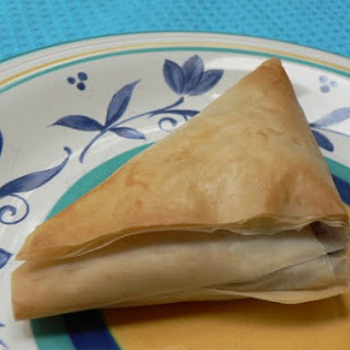 Easy, Healthy Cherry Turnovers