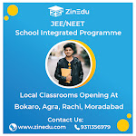 Zinedu, a 360-degree solution to elevate your rank in Boards/JEE MAINS/NEET