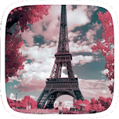 Love Pink Paris Theme
