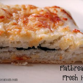 Flatbread with Fresh Herbs