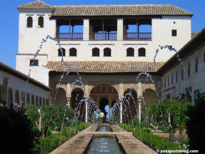 Photo: Generalife, Alhambra de Granada
