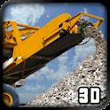 Stone Crusher Crane Operator icon
