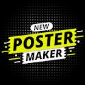 Poster Maker, Poster Design, Poster Creator icon