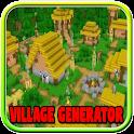 Village Generator for Minecraft PE icon