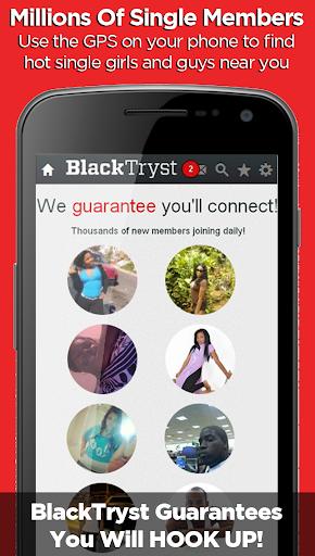 BlackTryst Black Dating