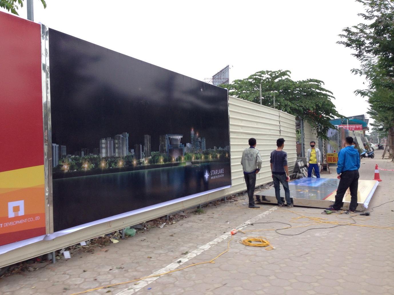 làm biển quảng cáo giá rẻ tại Hà Nội