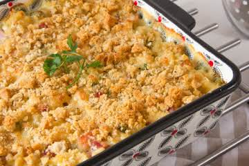 Special Mac and Cheese for a Crowd Recipe  - Food.com