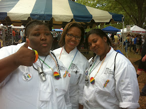 Photo: Fans of Delight Soy BBQ and future chefs