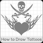 App How to draw tattoos – Tattoo design maker 2018 APK for Windows Phone
