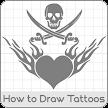 How to draw tattoos – Tattoo design maker 2018 APK