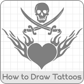 How to draw tattoos – Tattoo design maker 2018