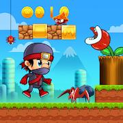 Super Ninja PRO - Jungle Adventure Games 2020