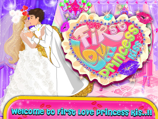 First Love Princess Kiss