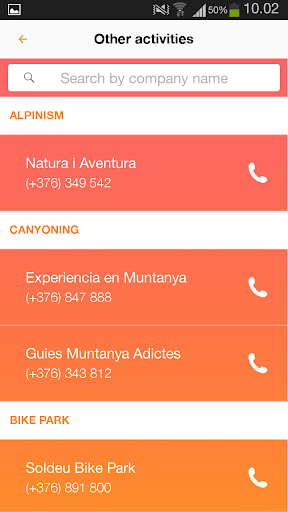Active Tourism Andorra