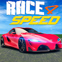 Race For Speed: Traffic Car Speed Limit icon