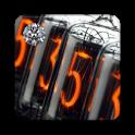 Nixie Clock Widget Deluxe icon