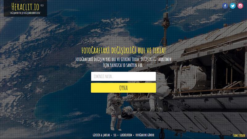 Скриншот Heraclit.io