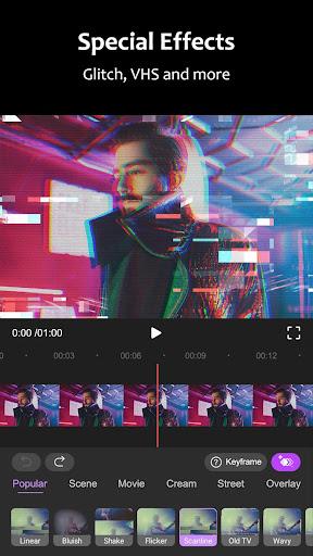 Motion Ninja - Pro Video Editor & Animation Maker 1.0.4.1 screenshots 5