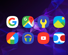 S8 UI - Icon Pack screenshot 3