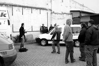 Photo: Offizielle Übergabe des 3. SoliPakt-Fahrzeuges Oktober 2010