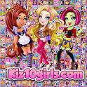 Girl Games By Kiz10girls.com icon