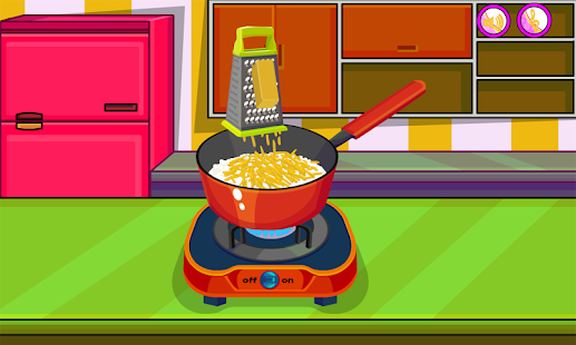 Cook homemade mac and cheese- screenshot thumbnail