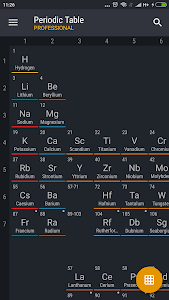 Periodic table 2017 pro 0118 patched apk for android periodic table 2017 pro screenshots urtaz Gallery